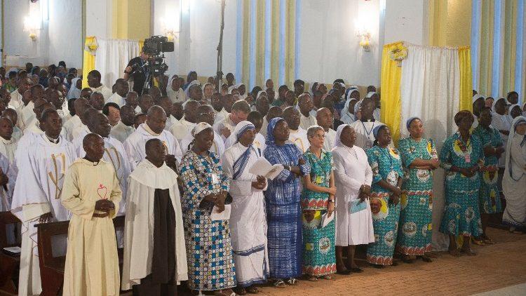 Messa cattedrale di Bangui