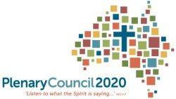 Official logo for the Plenary Council of the Australian bishops