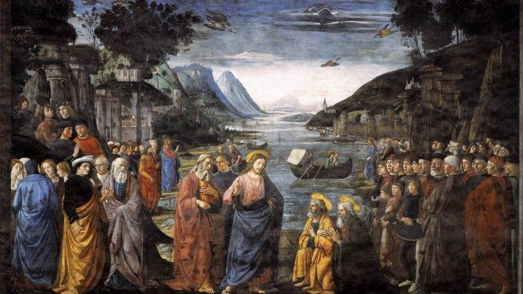 Vocação dos Apóstolos