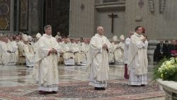Episcopal Ordination in St Peter's Basilica