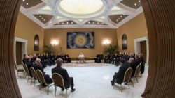 Meeting of Pope Francis with the Bishops of Chile on the situation of clerical abuse in the South American country