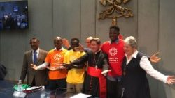Cardinal Tagle launches the Share the Journey campaign for migrants and refugees