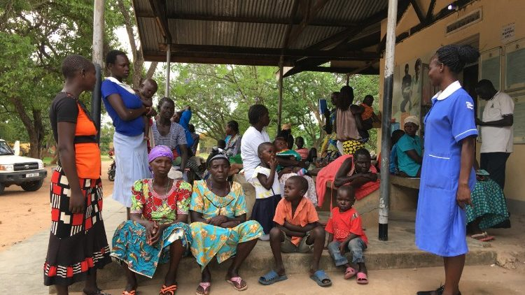 Funerales en Sudán del Sur