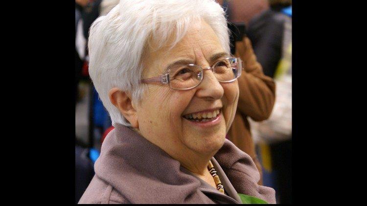Maria Voce, sedanja predsednica gibanja Marijino delo