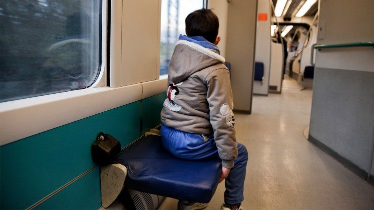 In Italia ospitati oltre 18 mila minori non accompagnati (foto di Francesca Leonardi per Save the Childen)