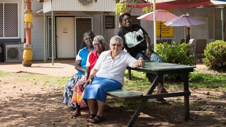 Sr Anne Gardiner has been recognised as Senior Australian of the Year for her work in the remote Tiwi islands (Photo credit: David Hancock)