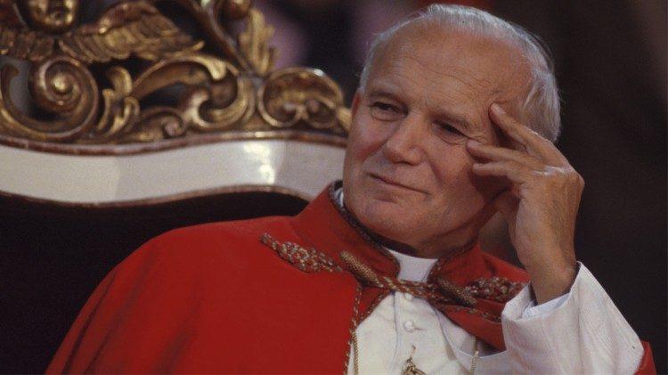 25 anni fa il discorso di Papa Wojtyla sul processo a Galilei ...