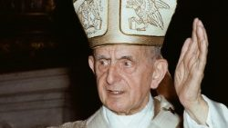 Blessed Pope Paul VI.