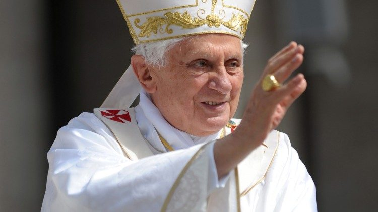Is BXVI still the Pope? Click Image!