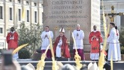 Photo Gallery: Palm Sunday in Rome