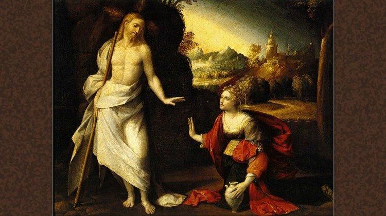 Литургические чтения: 22 ИЮЛЯ. Св. Мария Магдалина