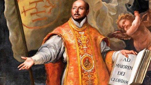 Saint Ignace de Loyola, l'itinéraire spirituel d'un maître en discernement