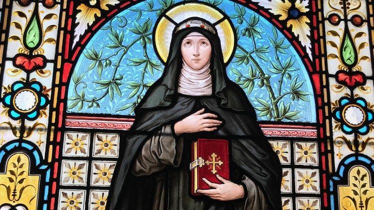 Литургические чтения: 23 ИЮЛЯ. Св. Бригитта, монахиня