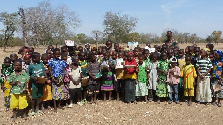 Kinder in Burkina Faso