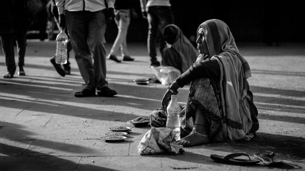Millones de personas en el mundo, viven en extrema pobreza.
