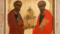 Delegazione del Patriarcato ecumenico a Roma per i Santi Pietro e Paolo