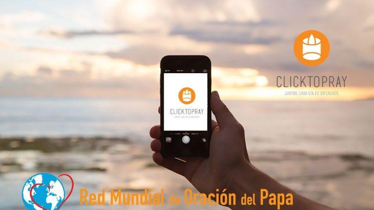 """L'applicazione """"Click to pray"""""""