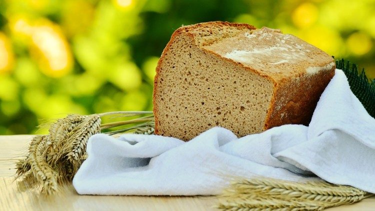 Pane e grano - illustrazione al vangelo della domenica