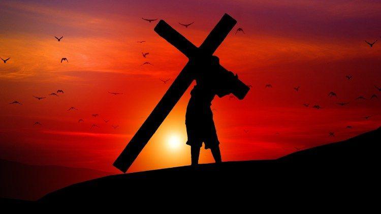 """""""Siguiendo a Cristo, tendréis que llevar muchas cruces"""", Cardenal Luis Antonio Tagle."""