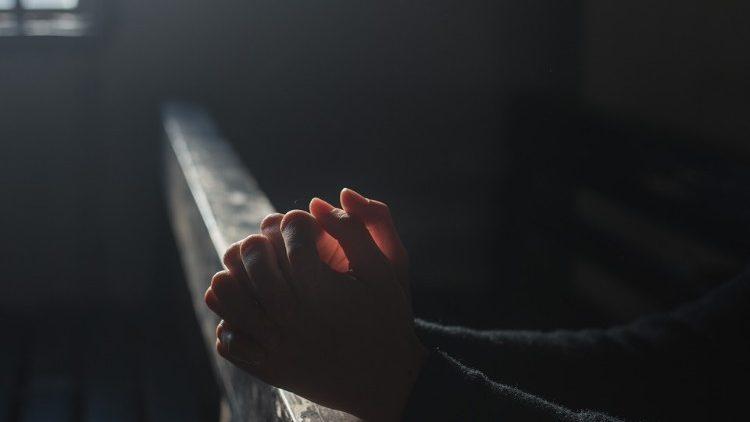 Francesco la preghiera umile ascoltata dal signore - Stampabile la preghiera del signore ...