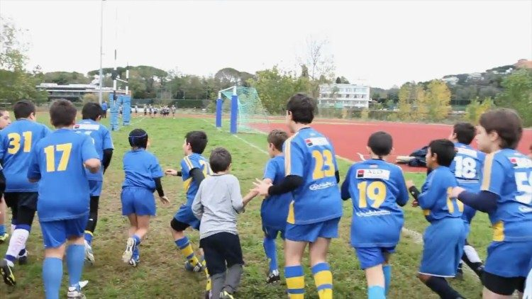 Sport bambini progetto: For Good Sport senza frontiere