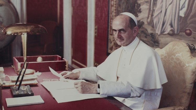Image result for Pope Paul VI