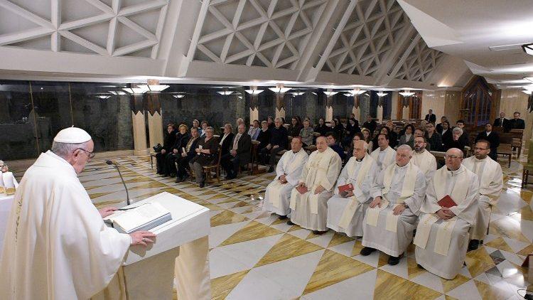 Não existe verdadeira humildade sem humilhação, diz Papa