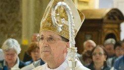 Cardeal Beniamino Stella, prefeito da Congregação para o Clero