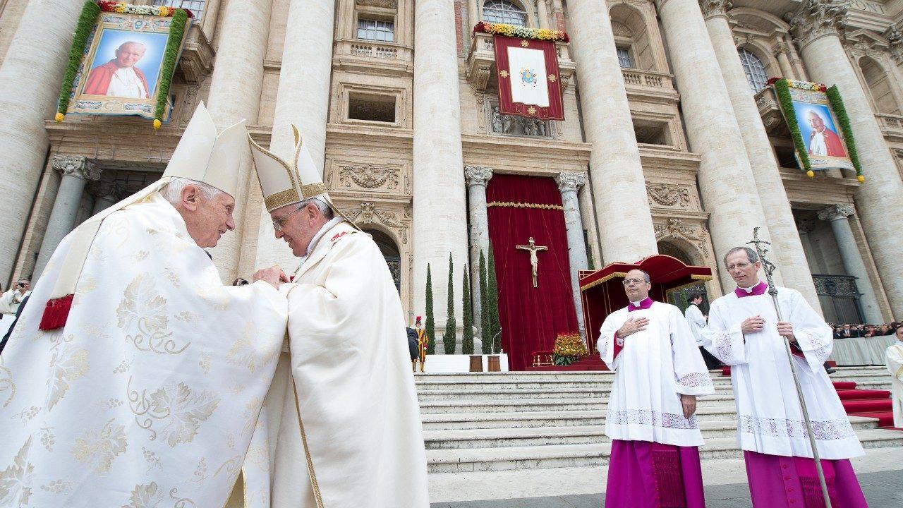 5 anni fa la canonizzazione di Giovanni Paolo II e di Giovanni XXIII