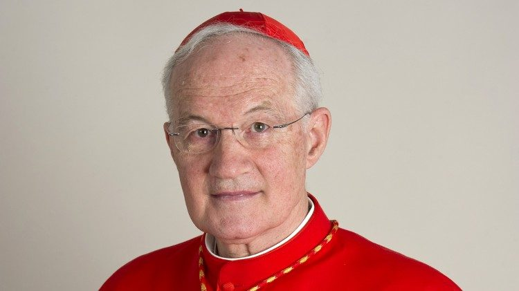 Cardinal Marc Ouellet.