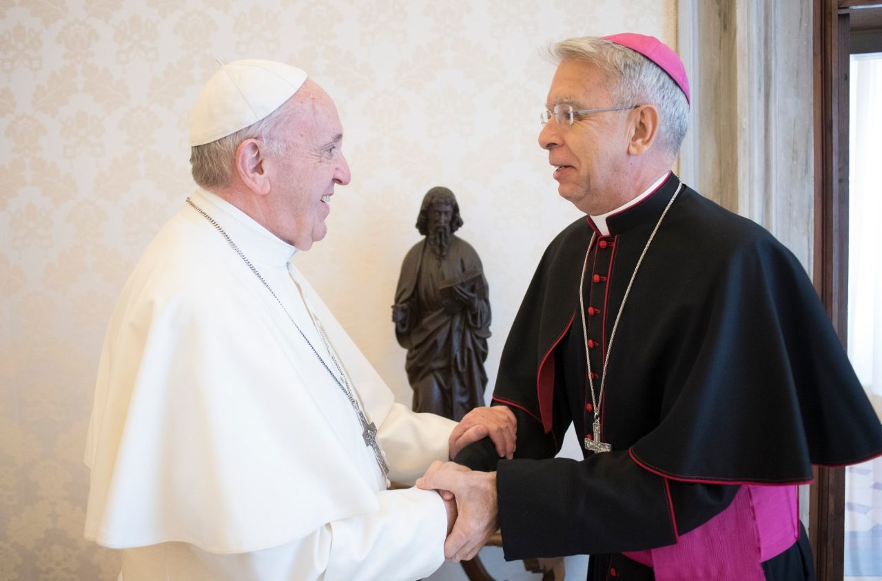 Archbishop Marino on value of missionary year for Vatican diplomats - Vatican News
