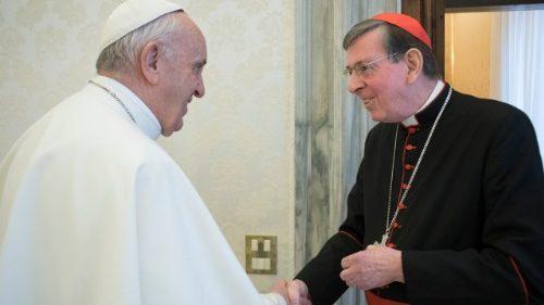 """""""Ut unum sint"""": l'appel du Pape François à l'unité des chrétiens"""