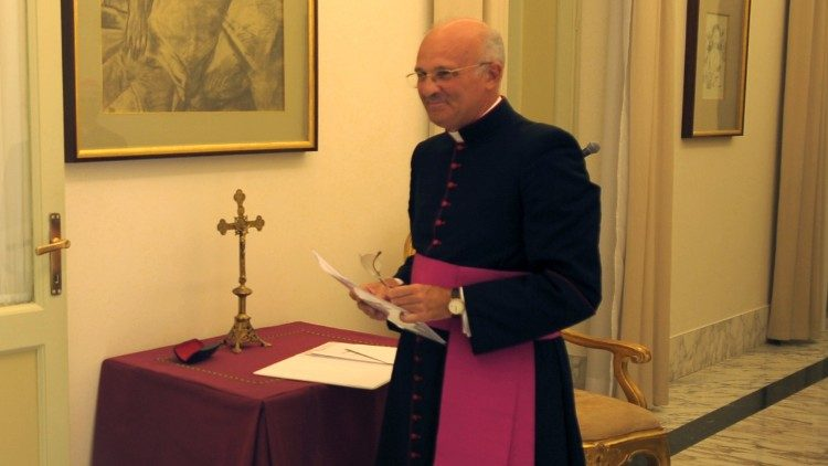 Pope Francis names his former secretary Alfred Xuereb as nuncio in Korea and Mongolia