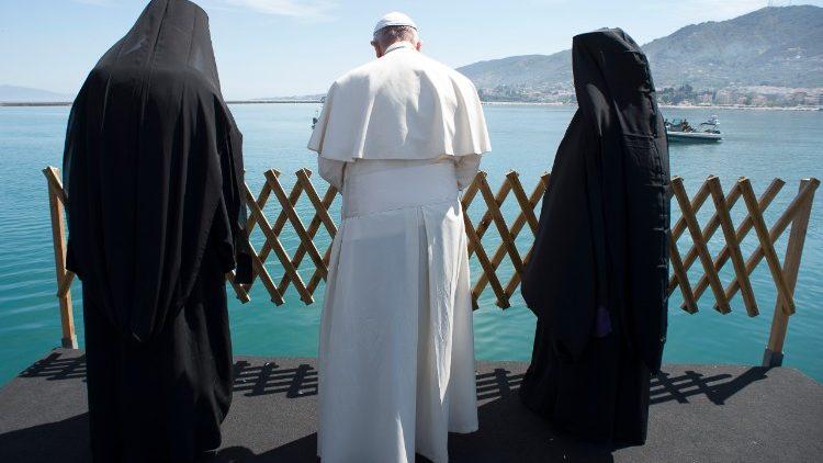 Los tres líderes religiosos