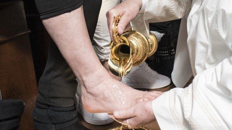 A expectativa pela chegada do Papa na prisão 'Regina Coeli'