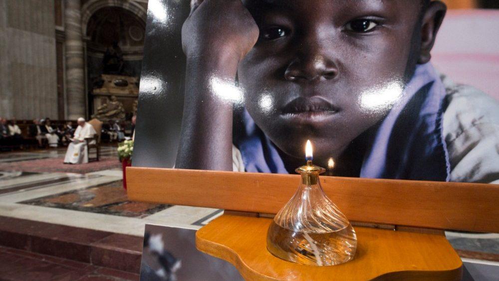 Plegaria por la paz en Sudán del Sur