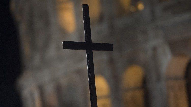 2017-04-14 Via Crucis al Colosseo