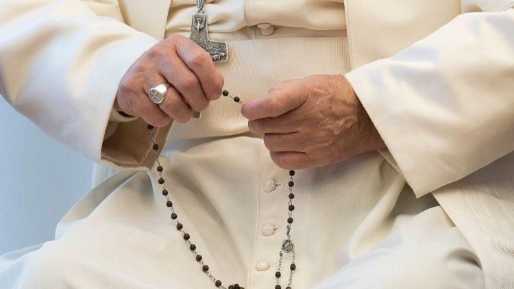 As intenções de oração são confiadas mensalmente à Rede Mundial de Oração do Papa.
