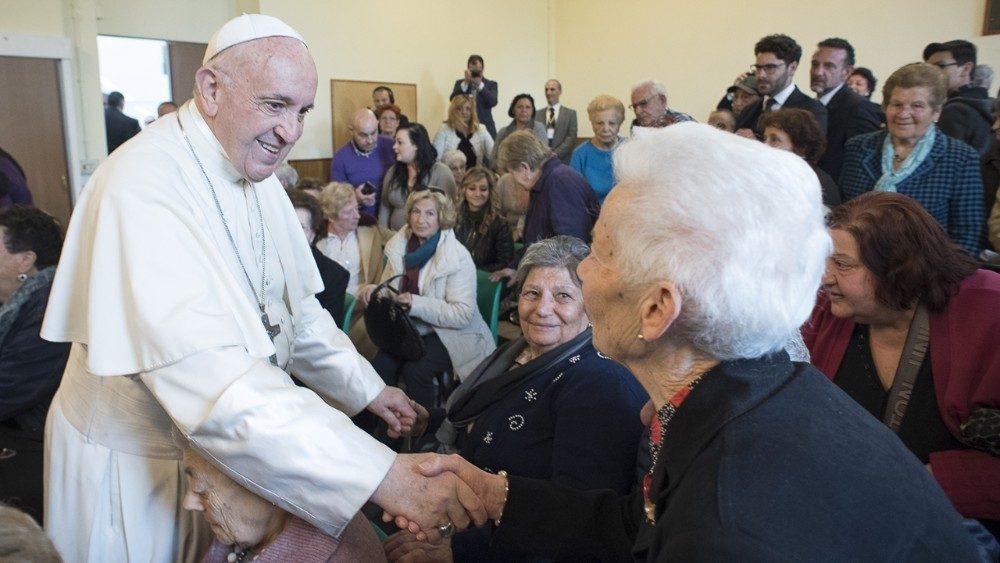 anziani cattolici incontri