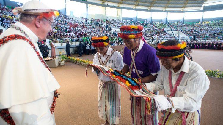 b05b8594aa7 Sinodo per l Amazzonia  Chiesa ed ecologia integrale - Vatican News