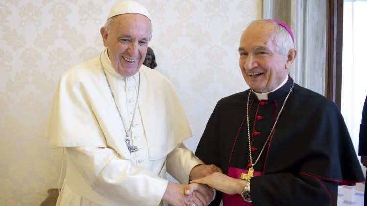 Cardinal-elect Silvano M. Tomasi, Former Apostolic Nunzio and Permanent Observer Emeritus to the United Nations