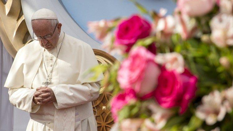 Papa pede valorização da Casa Comum e responsabilidade com a Criação