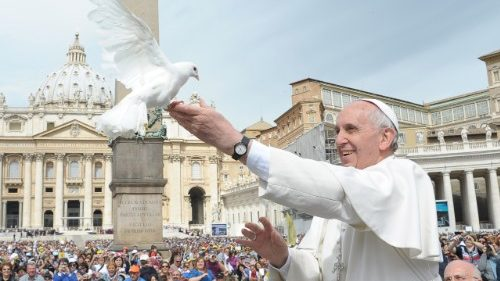 Pope's World  Peace Day message: 'Every war is a form of fratricide'