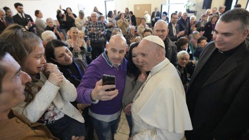 Pope: 'care for the elderly, don't leave them alone'