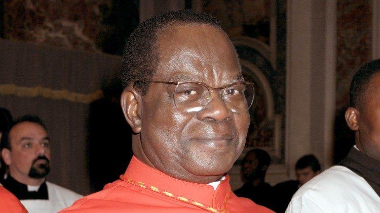 Le cardinal Laurent Monsengwo Pasinya (1939 - 2021)