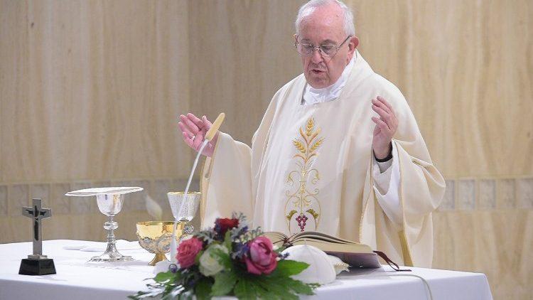 A alegria é o respiro do cristão, diz Papa