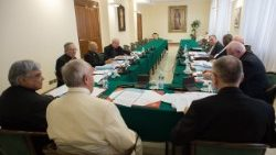 Full solidarity of the Council of Cardinals with Pope Francis