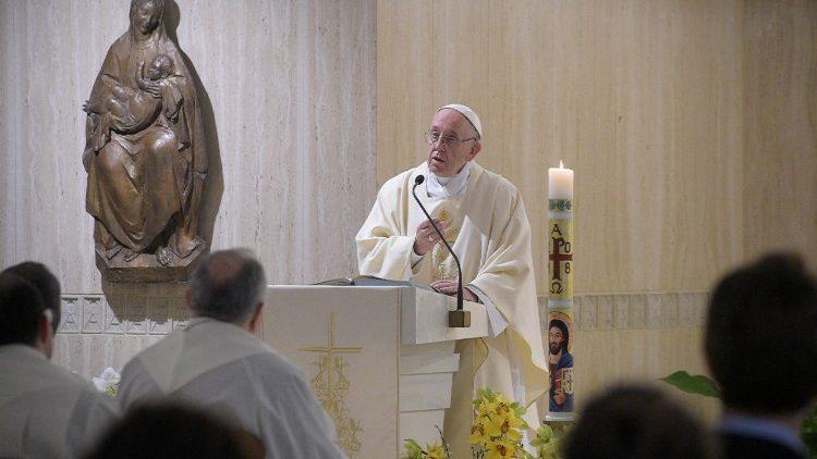2018-04-17 Messa Santa Marta