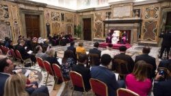 2018-02-02 Partecipanti alla Conferenza Tackling violence committed in the name of religion