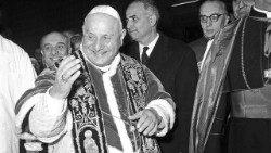 Francisco: Juan XXIII nos ha dejado una herencia valiosa